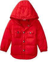 Ralph Lauren Hooded Ripstop Shirt Jacket