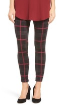 Hue Glenplaid Trouser Legging