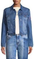 Love Moschino Women's Denim Jacket