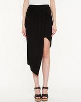 Le Château Jersey Wrap Skirt
