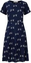 Sugarhill Boutique Navy Printed Dress