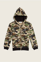 True Religion Camo Terry Kids Hook Up