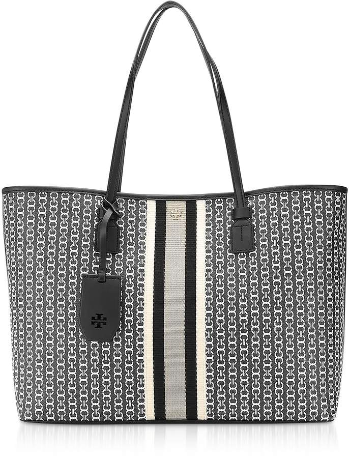 77db804bf Tory Burch Canvas Tote - ShopStyle