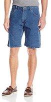 Wrangler Men's Rugged Wear Advanced Comfort Relaxed Fit Short