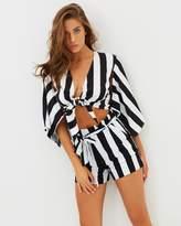 Bardot Adley Stripe Shorts