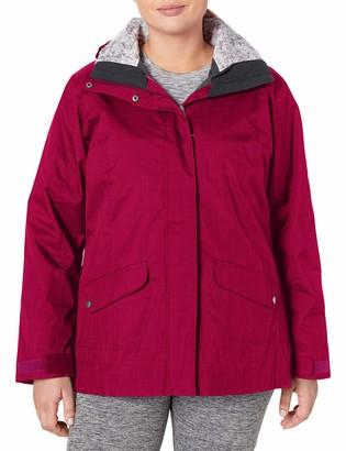 Columbia Women's Plus SizeSleet to Street Interchange Jacket Sleet