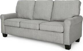 "Winston Porter Walkersville 75.5"" Rolled Arm Sofa"