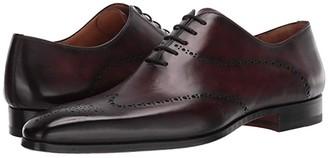 Magnanni Jethro (Burgundy) Men's Shoes