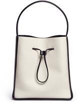 3.1 Phillip Lim 'Soleil' large leather drawstring bucket bag