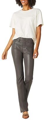 Hudson Barbara High-Waist Bootcut in High Shine Dark Slate (High Shine Dark Slate) Women's Jeans