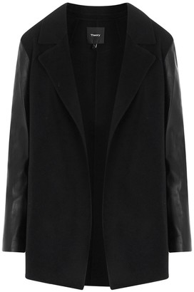 Theory Clairene Panelled Jacket