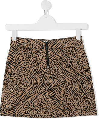 Caffe' D'orzo TEEN Perpetua mini skirt