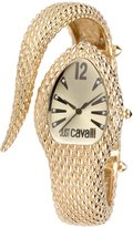 Just Cavalli Women's R7253153517 Poison Ion-Plated Coated Stainless Steel Triangular Watch