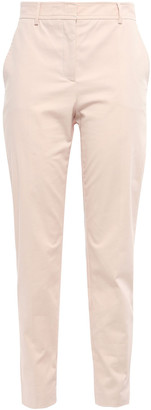 M Missoni Stretch-cotton Twill Tapered Pants