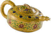 One Kings Lane Vintage Cloisonne Teapot