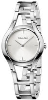 Calvin Klein Open Link Stainless Steel Watch, K6R23126
