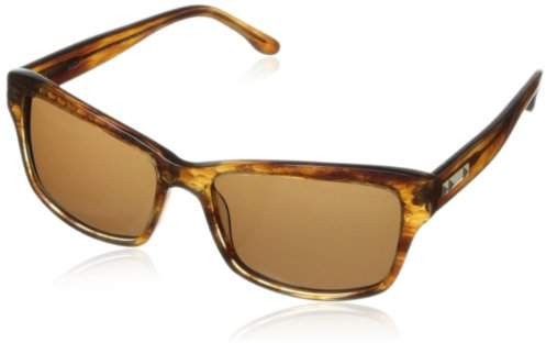 BCBGMAXAZRIA Women's Risky Wayfarer Sunglasses