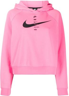 Nike Swoosh sportswear hoodie