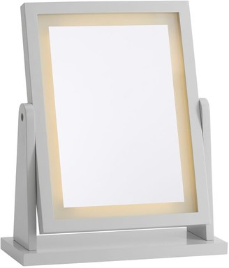Pottery Barn Teen Elle Lacquer Light Up Mirror