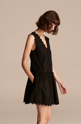 Rebecca Taylor La Vie Alicia Embroidery Dress