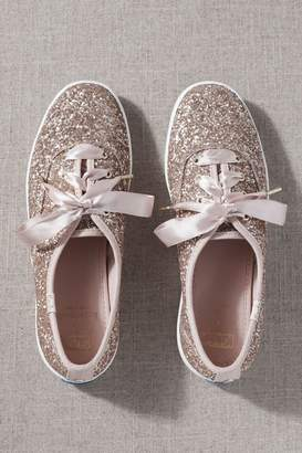 Keds x Kate Spade Glitter Sneakers