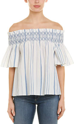 1 STATE 1.STATE 1.State Off-The-Shoulder Blouse
