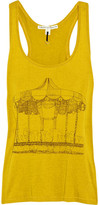 by s.miller Emma printed cotton-blend tank