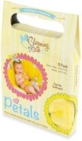 Blooming BathTM Petals 3-Pack Washcloths in Yellow