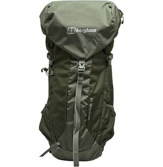 Berghaus 2.0 50 Litre Backpacking Rucksack Dark Green/Dark Green