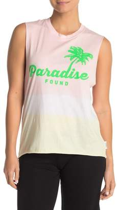 The Laundry Room Paradise Found Muscle Tank