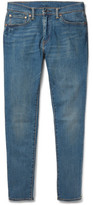 Levi's 512 Slim-fit Stretch-denim Jeans - Blue