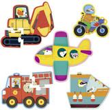 Vilac Fire Truck Puzzles