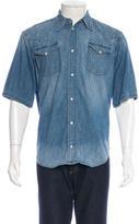 BLK DNM Chambray Woven Shirt
