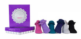 Trumpette Claire&s Ruffle Sock Set - Pack of 6 (Baby Girls)