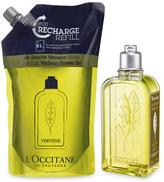 L'Occitane Verbena Shower Gel & Eco-Refill Duo