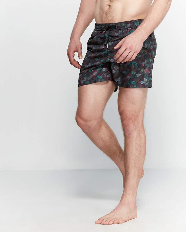 75b89e4dec89d Jared Lang Green Men's Swimsuits - ShopStyle