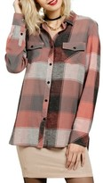 Volcom Women's Fly High Flannel Top