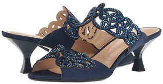 J. Renee Francie (Navy) High Heels