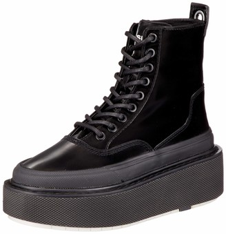Diesel Women's Platform Fashion Boot