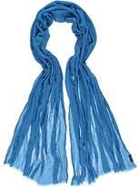 Fraas Women's Scarf 625874 - Blue -