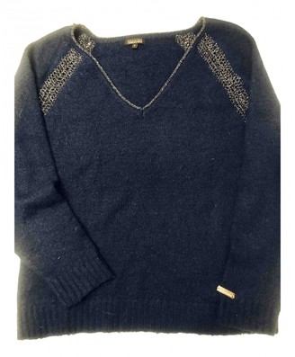 Georges Rech Blue Wool Knitwear for Women