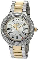 Juicy Couture Women's 'CATALINA' Quartz Gold Casual Watch(Model: 1901553)