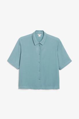 Monki Short sleeve shirt