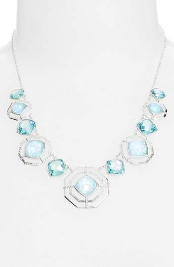 Judith Jack Women's Paradise Frontal Necklace