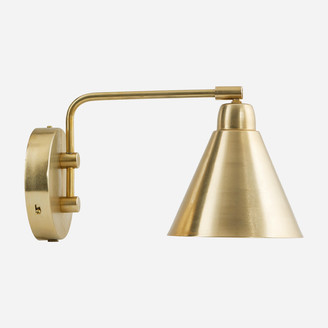 House Doctor - Brass Wall Lamp