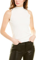 Milly Mock Neck Shell