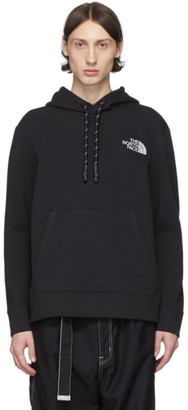 The North Face Black Series Black Knit Spacer Hoodie