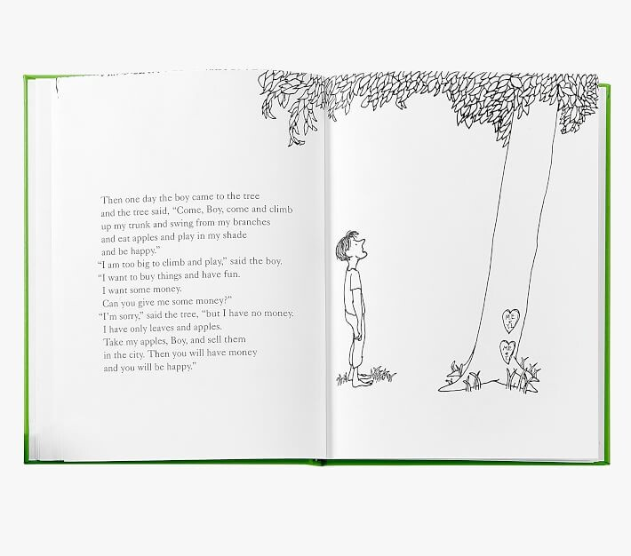 Thumbnail for your product : Pottery Barn Kids Giving Tree Heirloom Book