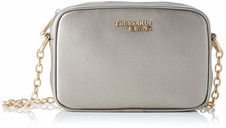 Trussardi Jeans Baby Cube Cacciatora Md Ecolea Womens Cross-Body Bag