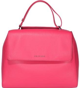 Orciani Sveva Micron Medium Shoulder Bag